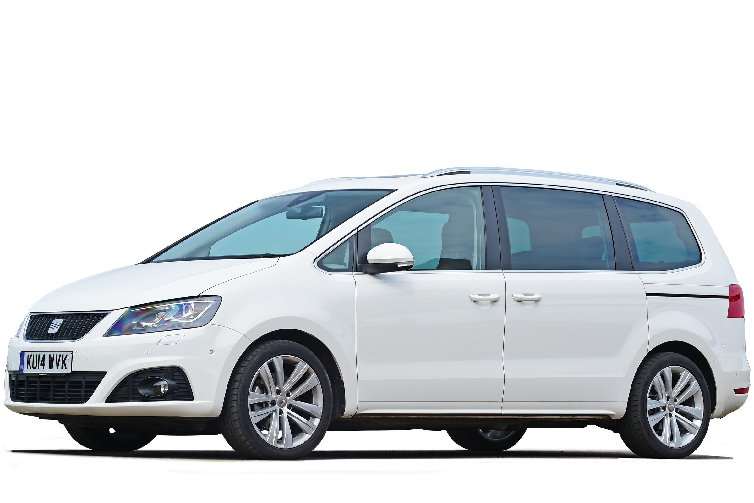 SEAT Alhambra II 2010 - 2015 Minivan #5