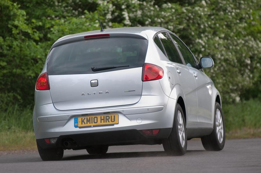 SEAT Altea I 2004 - 2009 Compact MPV #6
