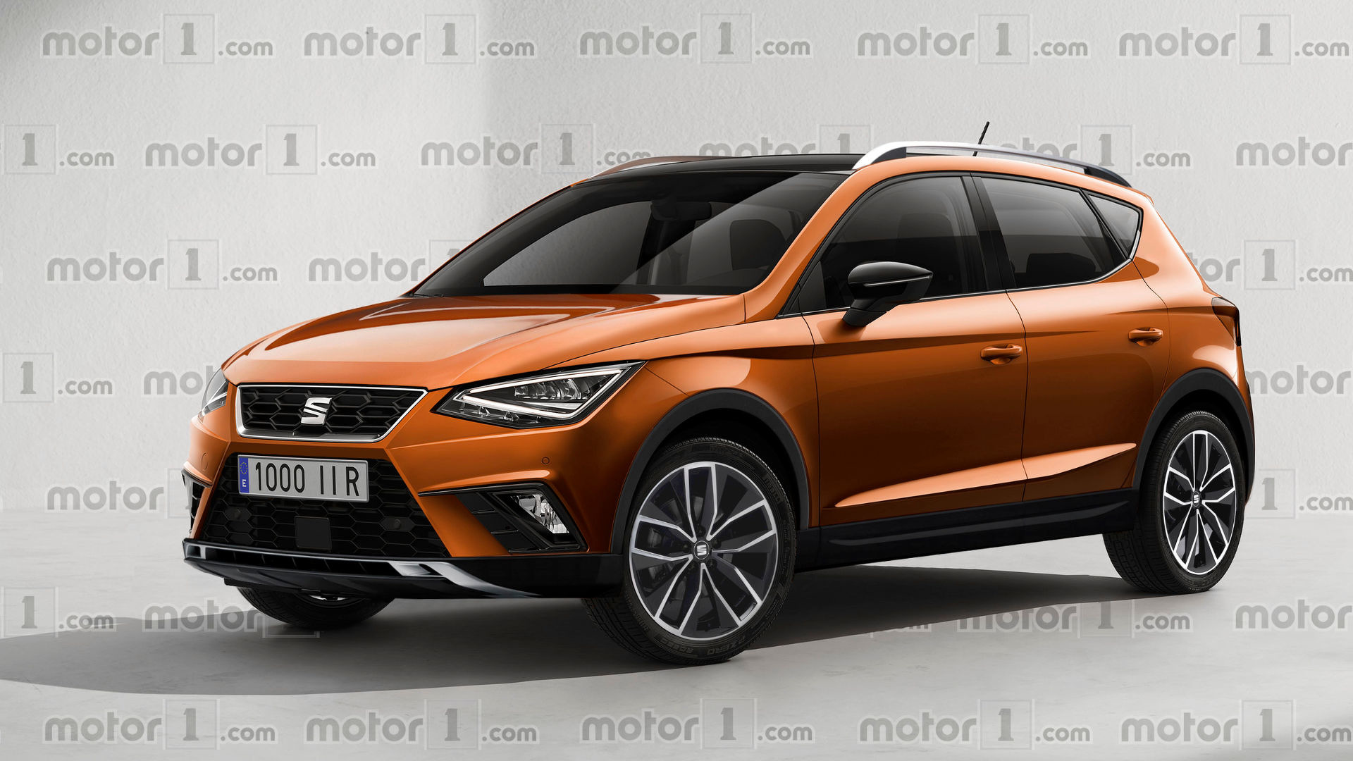 SEAT Arona I 2017 - now SUV 5 door #3
