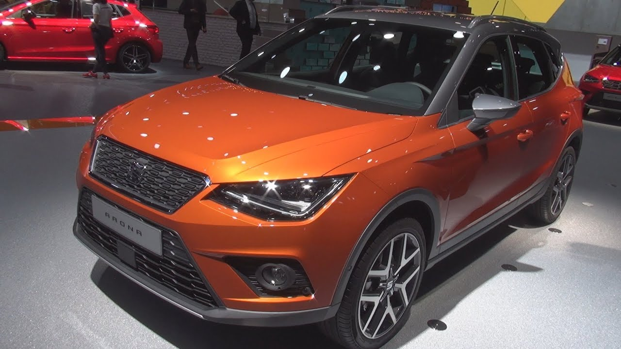 SEAT Arona I 2017 - now SUV 5 door #4