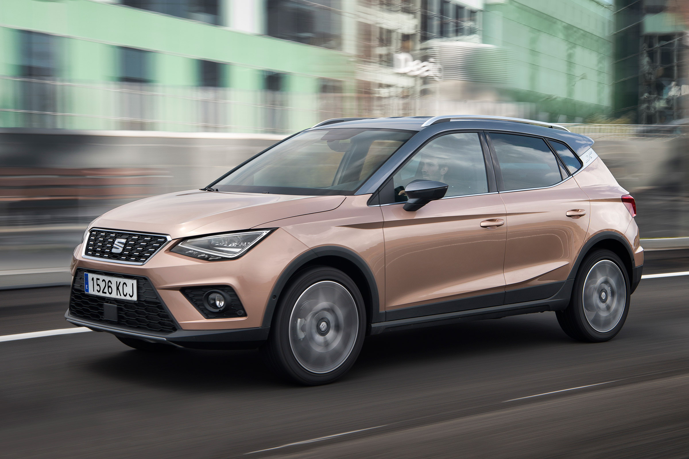 SEAT Arona I 2017 - now SUV 5 door #6