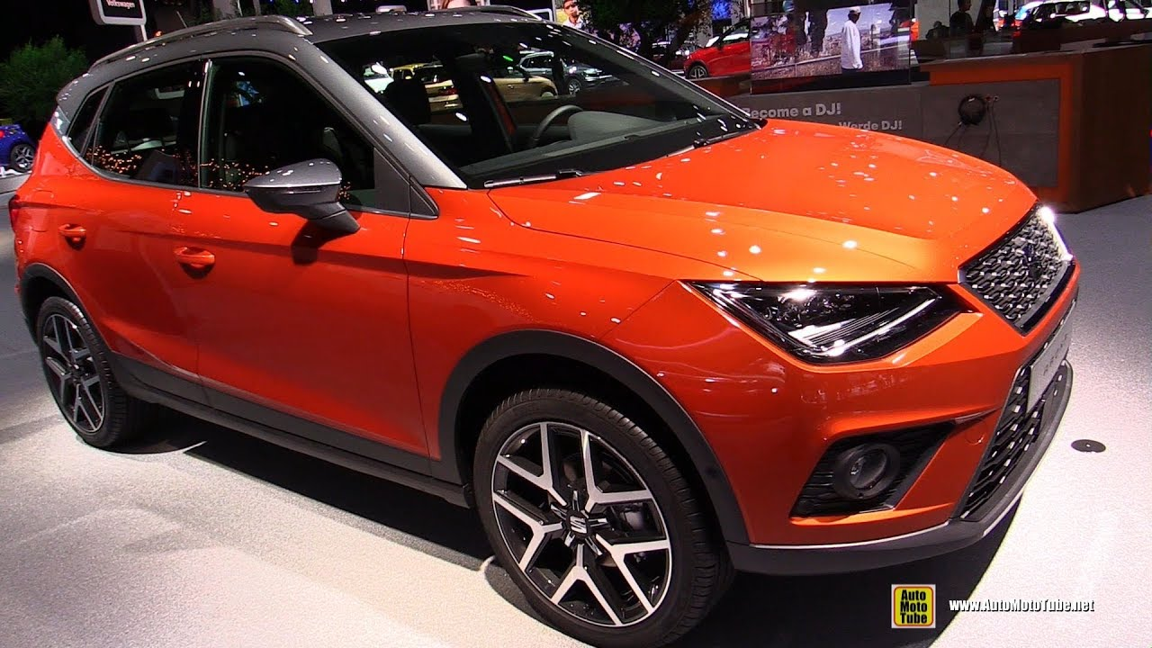 SEAT Arona I 2017 - now SUV 5 door #7