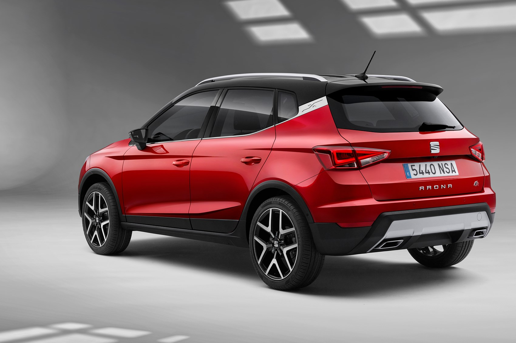 SEAT Arona I 2017 - now SUV 5 door #5