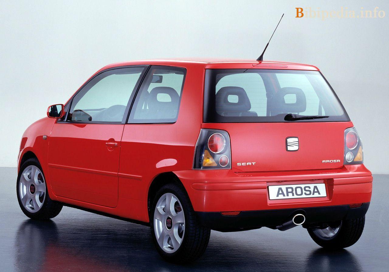 SEAT Arosa I Restyling 2000 - 2004 Hatchback 3 door #2