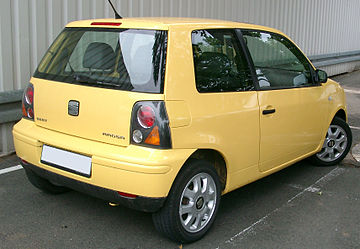 SEAT Arosa I Restyling 2000 - 2004 Hatchback 3 door #3