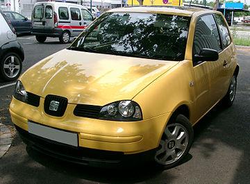 SEAT Arosa I Restyling 2000 - 2004 Hatchback 3 door #7
