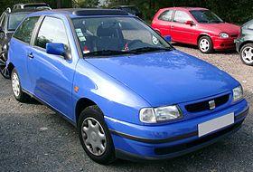 SEAT Cordoba I Restyling 1999 - 2002 Coupe #6