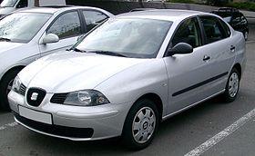 SEAT Cordoba I Restyling 1999 - 2002 Coupe #1