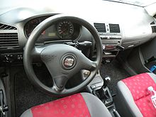 SEAT Cordoba I Restyling 1999 - 2002 Coupe #8