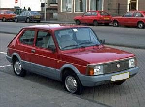 SEAT Ronda 1982 - 1988 Hatchback 5 door #4