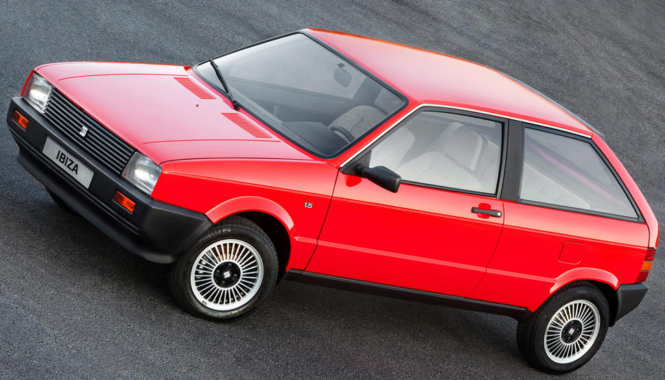 SEAT Ibiza I 1985 - 1993 Hatchback 3 door #4