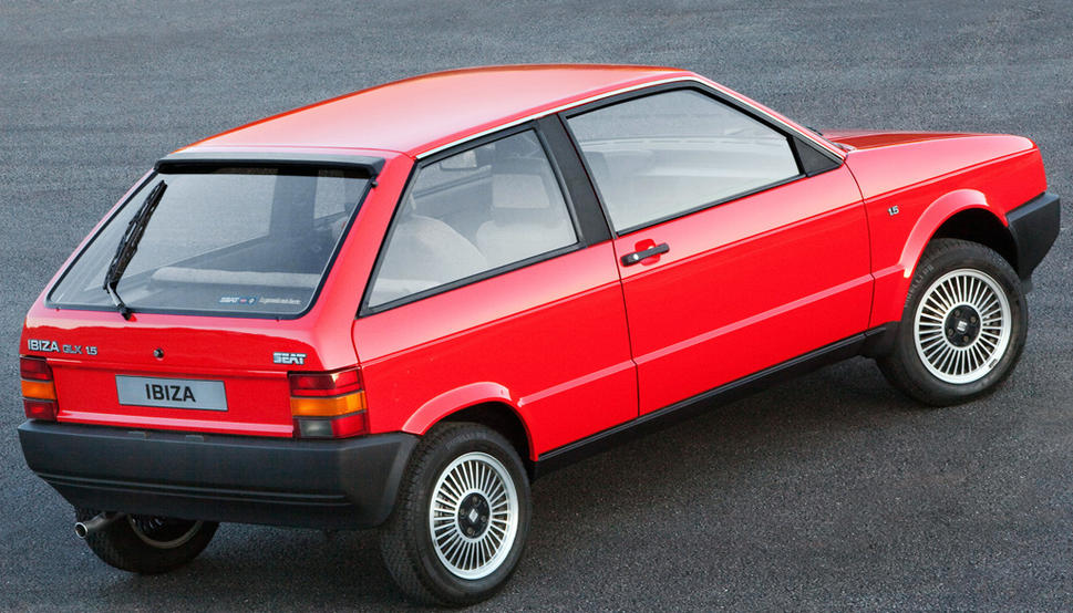 SEAT Ibiza I 1985 - 1993 Hatchback 3 door #2