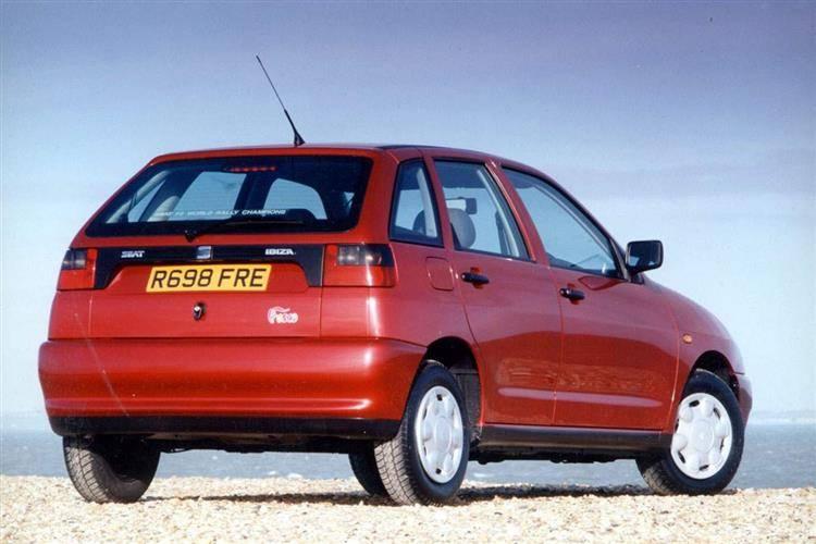 SEAT Ibiza I 1985 - 1993 Hatchback 3 door #8