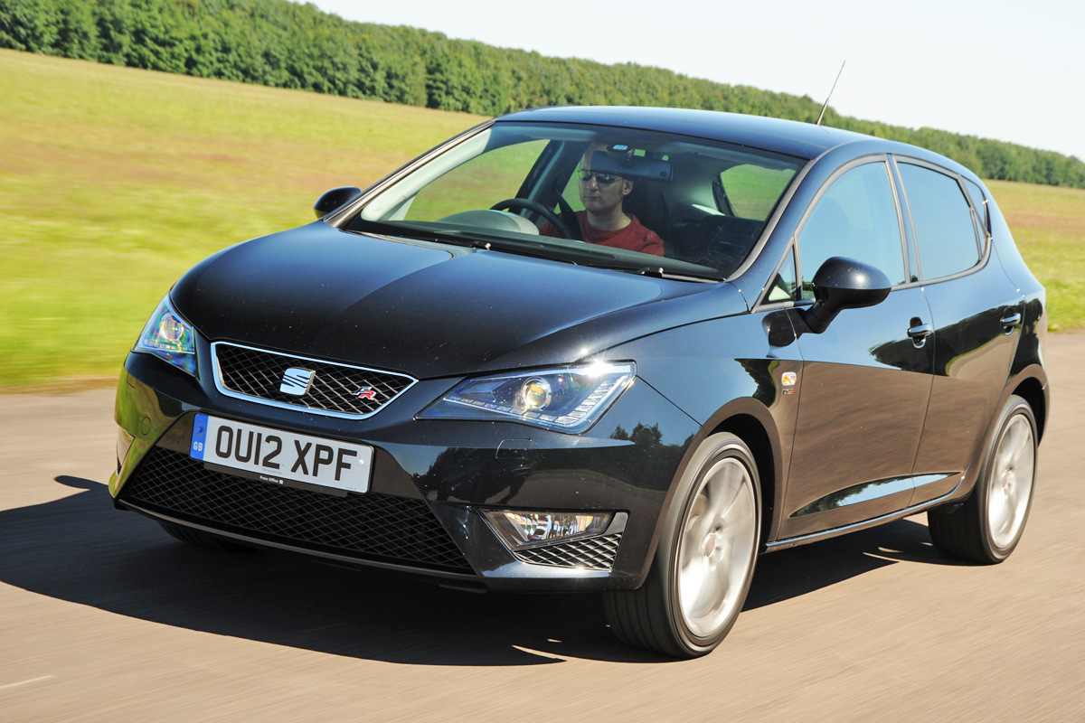 SEAT Ibiza IV Restyling 2012 - now Hatchback 3 door #8