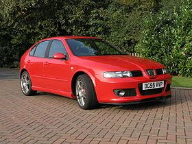 SEAT Leon Cupra I 1999 - 2006 Hatchback 5 door #3