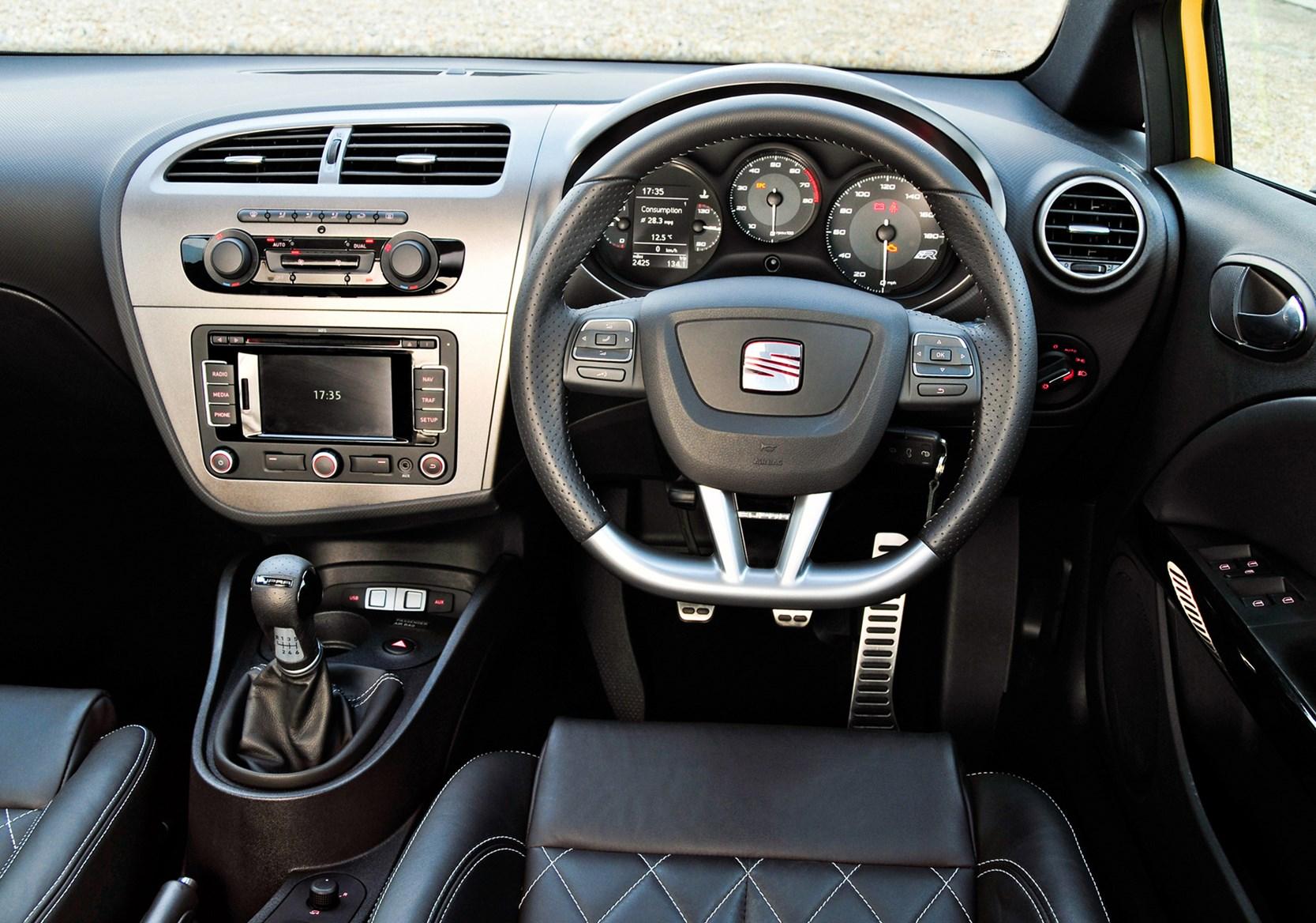 SEAT Leon Cupra II 2007 - 2009 Hatchback 5 door #5