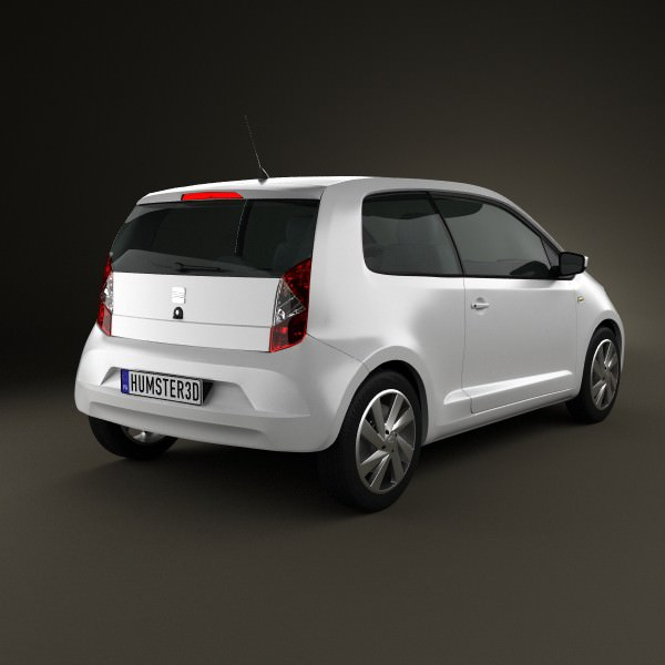 SEAT Mii 2011 - now Hatchback 3 door #4