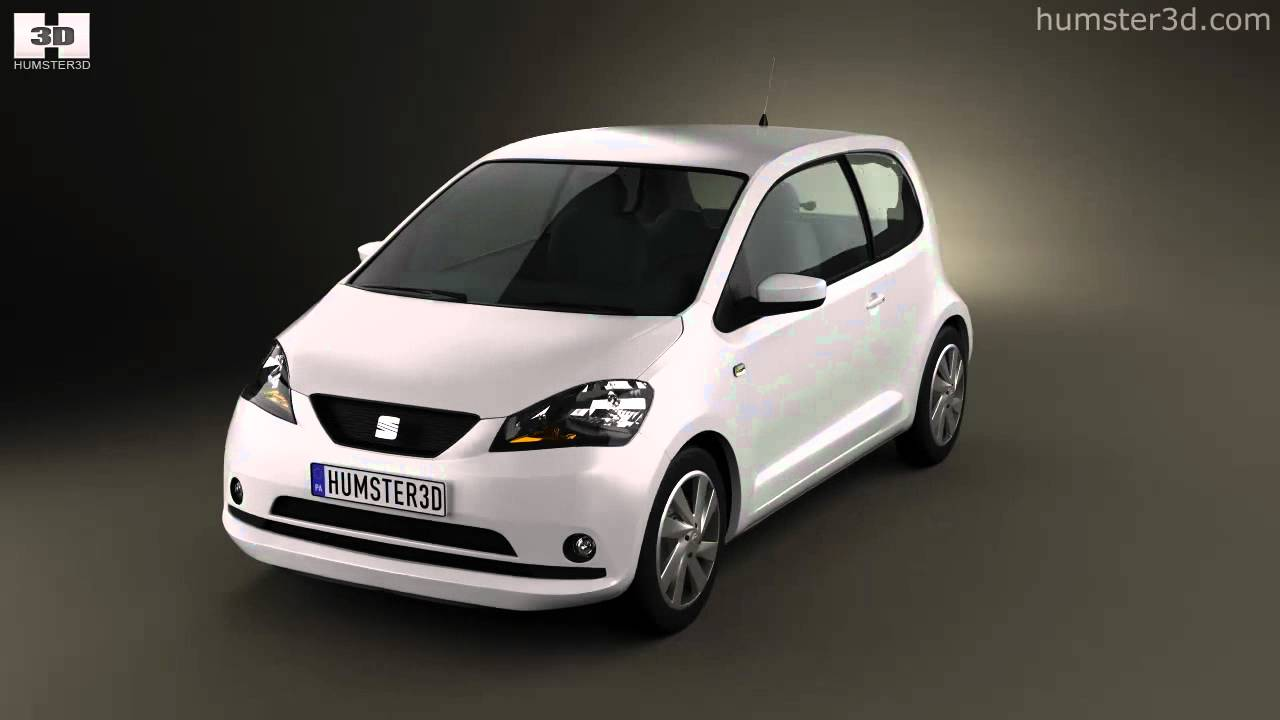 SEAT Mii 2011 - now Hatchback 3 door #7
