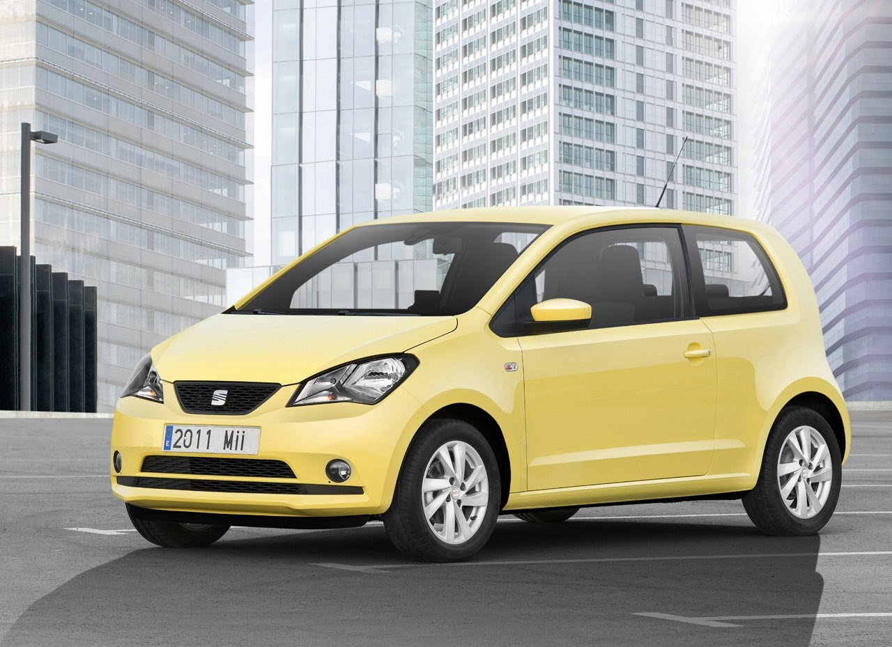 SEAT Mii 2011 - now Hatchback 3 door #8