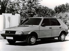 SEAT Ronda 1982 - 1988 Hatchback 5 door #3