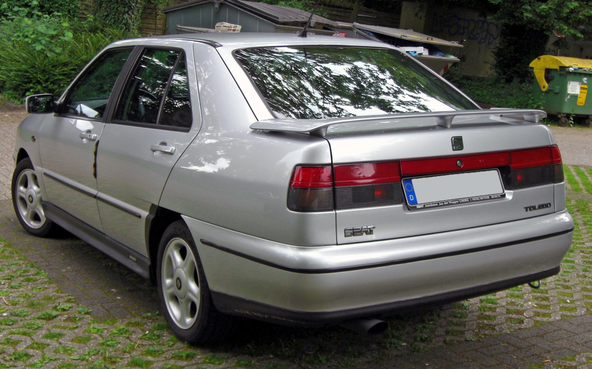 SEAT Toledo I 1991 - 1999 Liftback #5