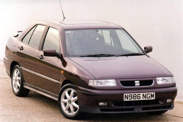 SEAT Toledo I 1991 - 1999 Liftback #4