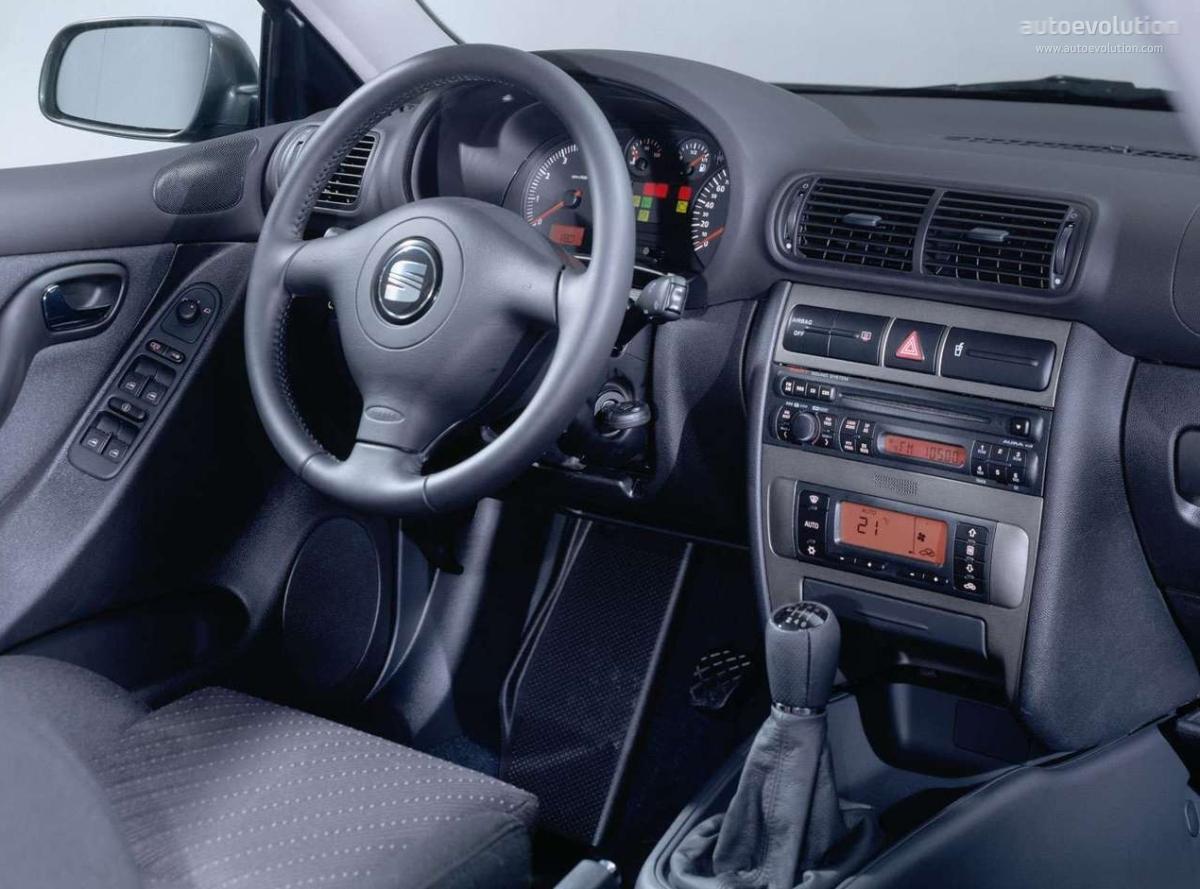 SEAT Toledo I 1991 - 1999 Liftback #2