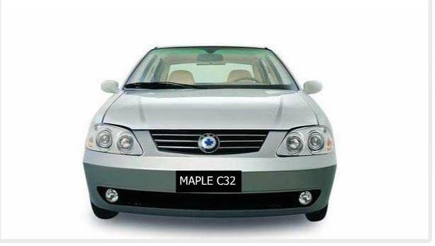 Shanghai Maple C32 I 2007 - 2010 Sedan #3