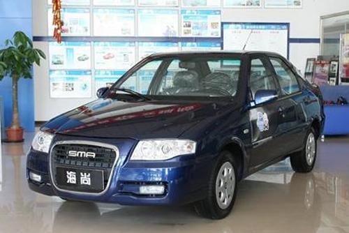 Shanghai Maple C32 I 2007 - 2010 Sedan #6