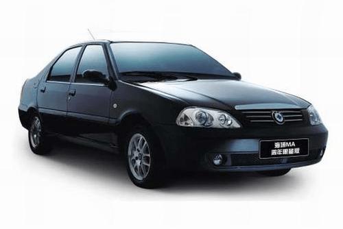 Shanghai Maple C32 I 2007 - 2010 Sedan #5