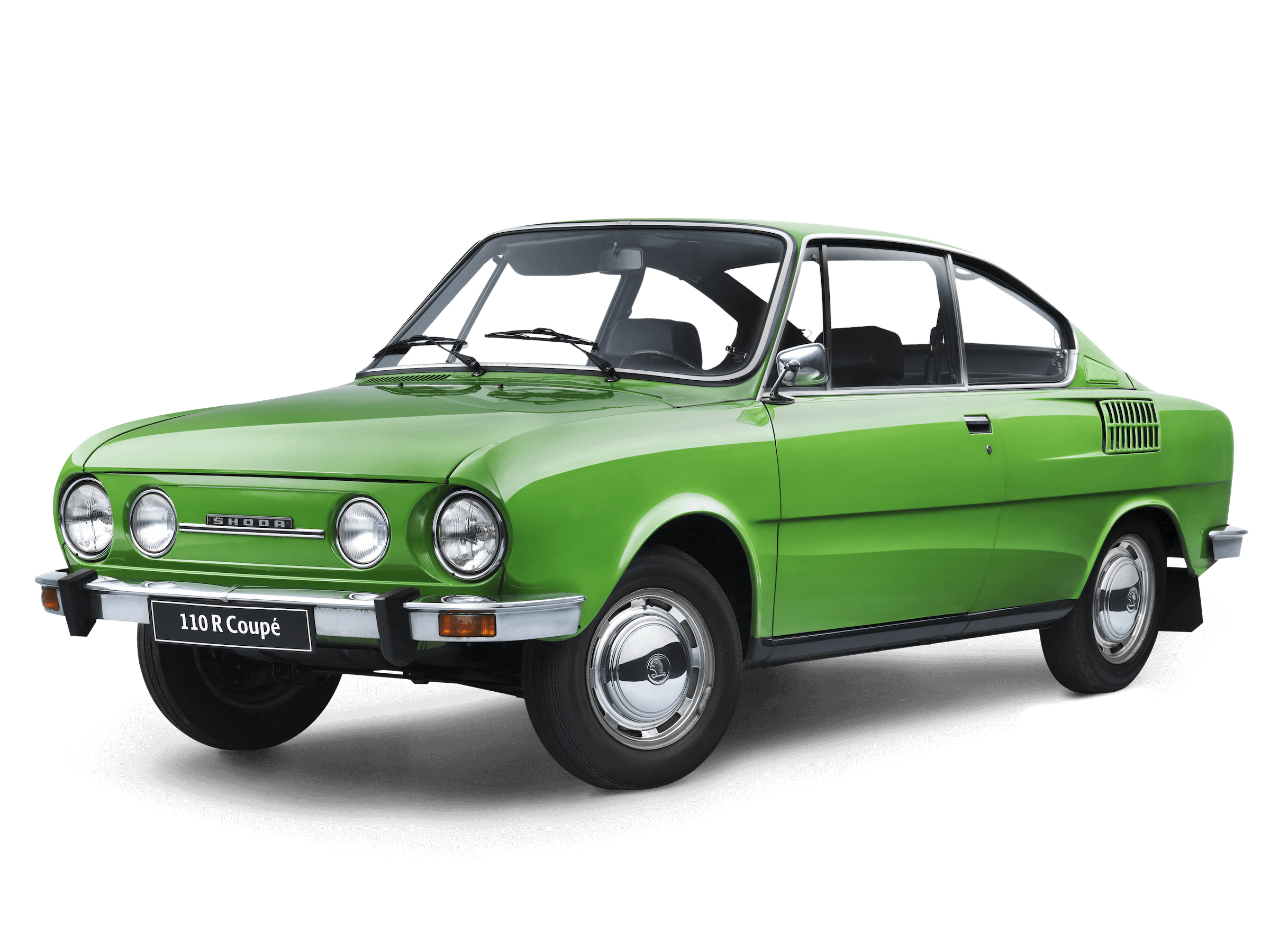 Skoda 100 Series I 1969 1984 Coupe Outstanding Cars