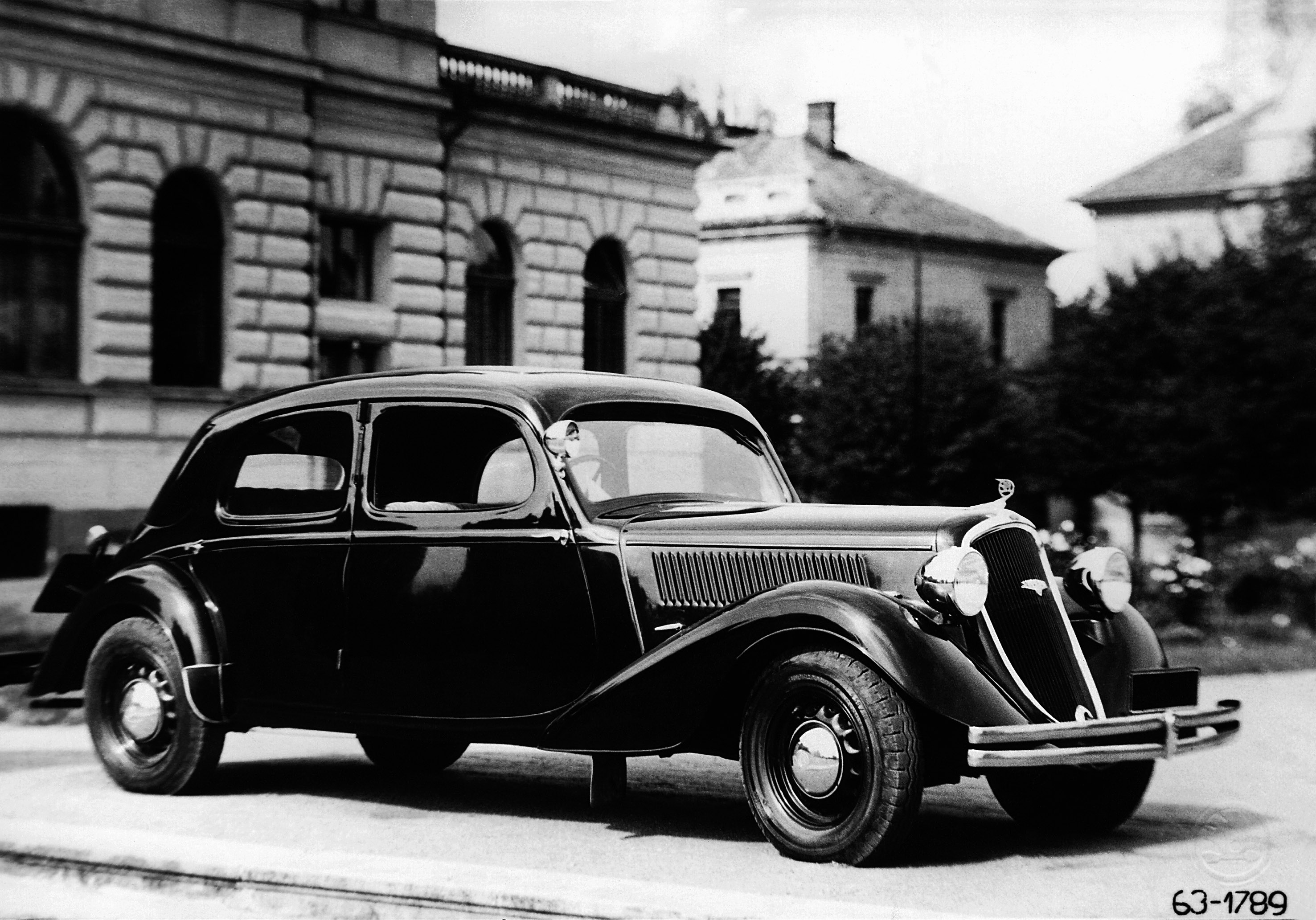 Skoda 1200 I 1952 - 1973 Sedan #3