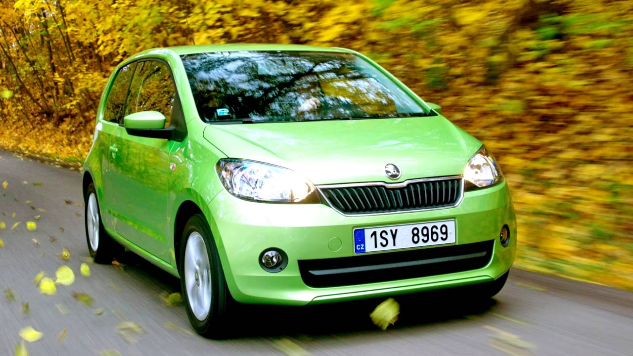 Skoda Citigo 2011 - now Hatchback 3 door #4