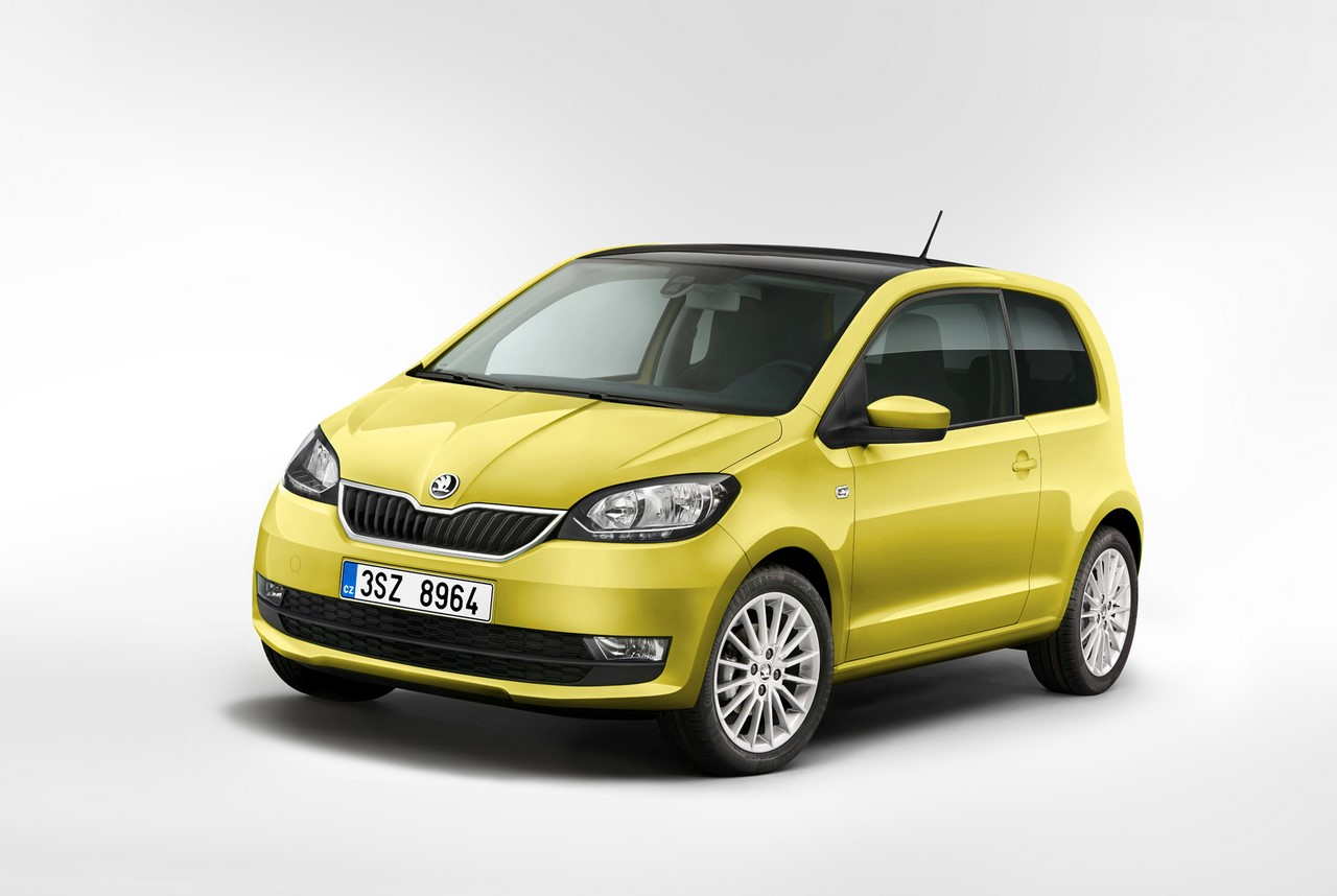 Skoda Citigo 2011 - now Hatchback 3 door #1