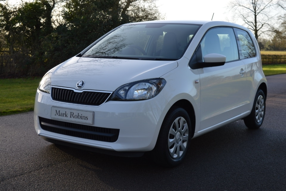 Skoda Citigo 2011 - now Hatchback 3 door #6