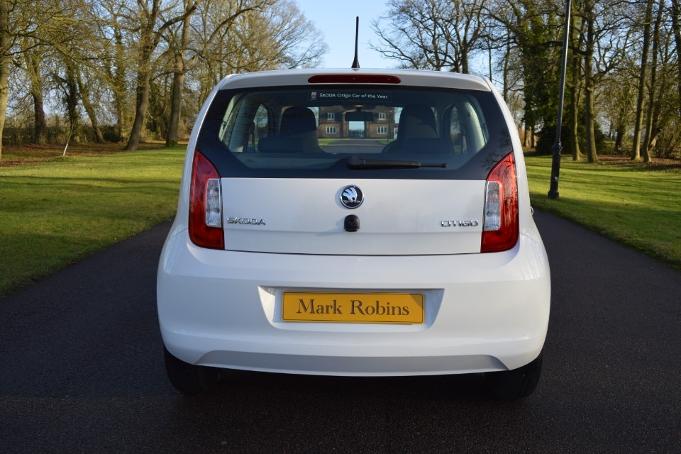 Skoda Citigo 2011 - now Hatchback 3 door #5