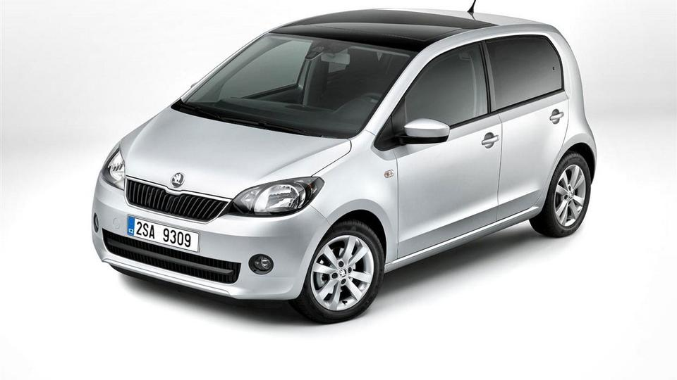 Skoda Citigo 2011 - now Hatchback 3 door #2