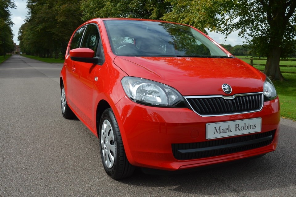 Skoda Citigo 2011 - now Hatchback 5 door #3