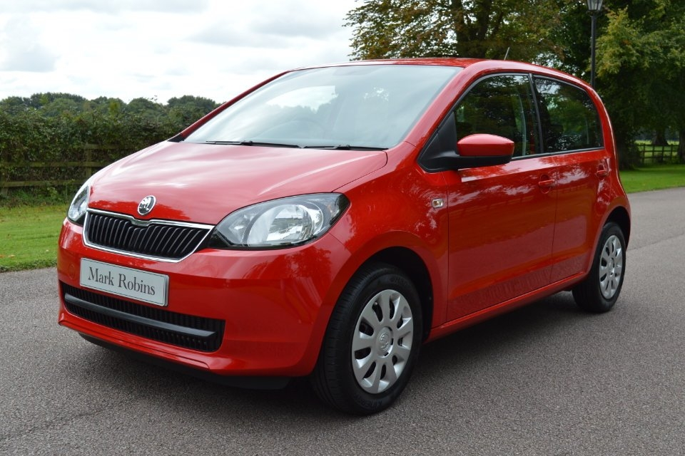 Skoda Citigo 2011 - now Hatchback 5 door #4