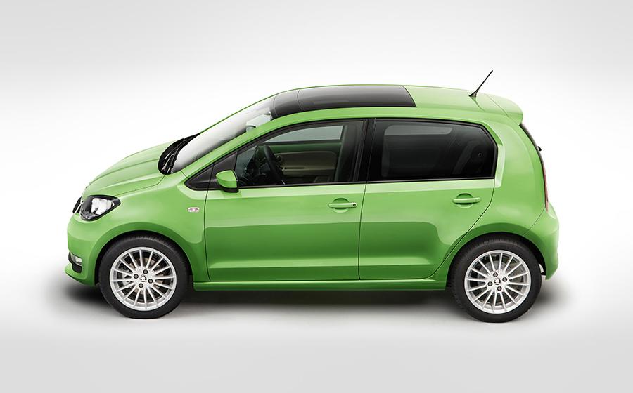 Skoda Citigo 2017 - now Hatchback 5 door #2