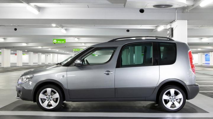 Skoda Roomster I 2006 - 2010 Compact MPV #8