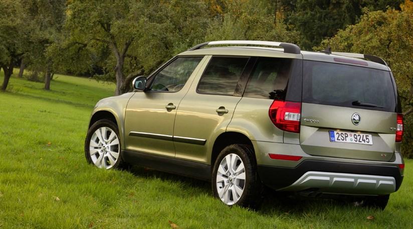 Skoda Yeti I 2009 - 2014 SUV 5 door #3