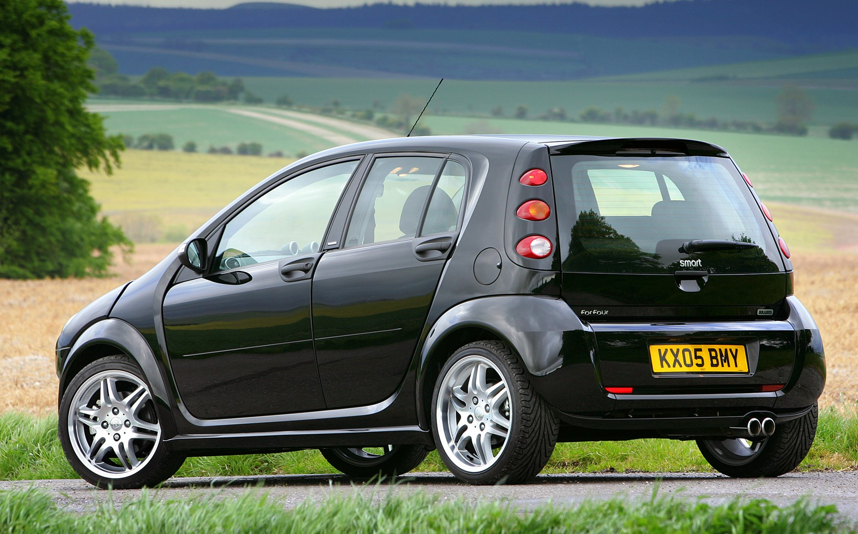 Smart Forfour I 2004 - 2006 Hatchback 5 door #2