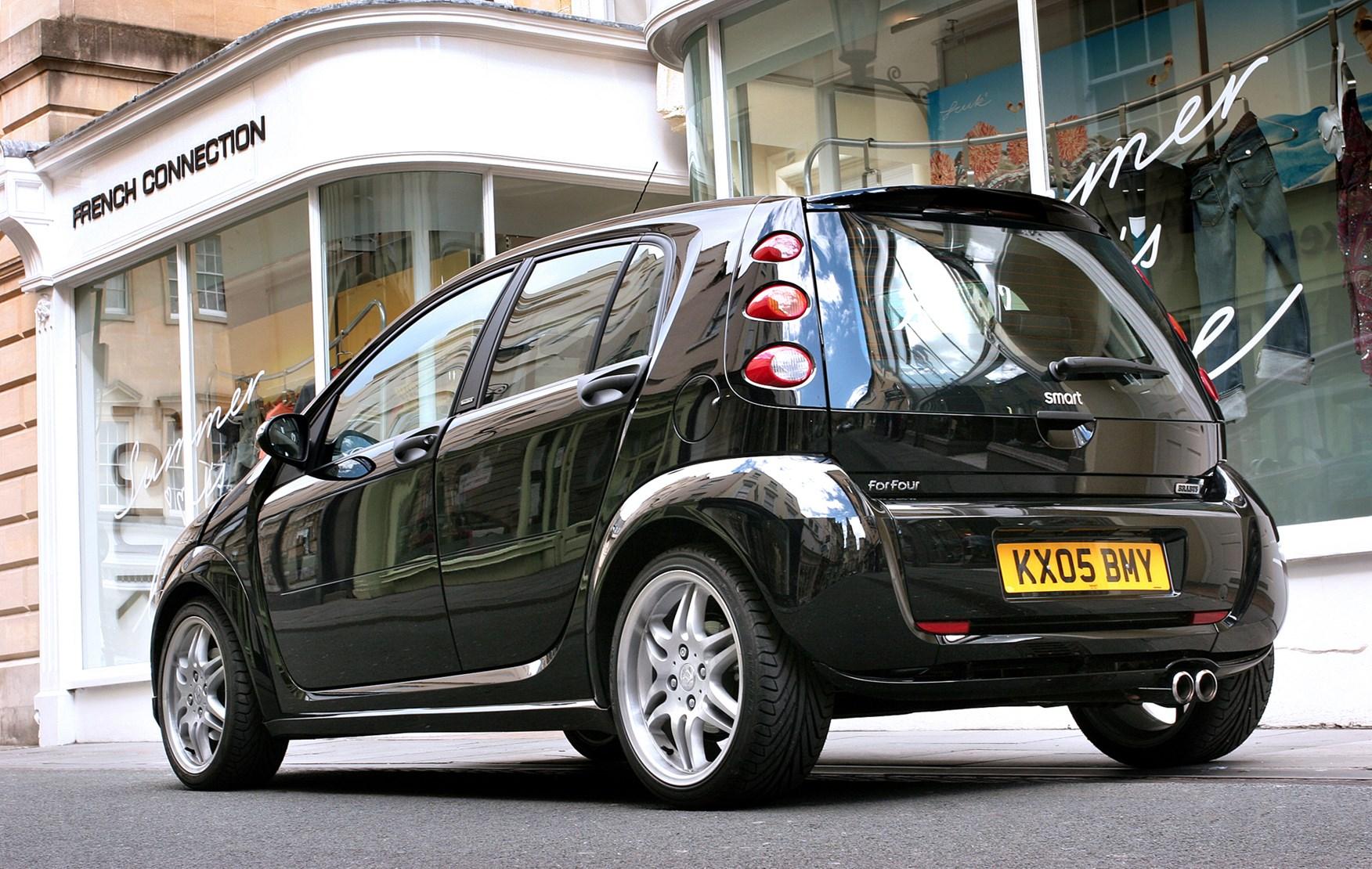 Smart Forfour I 2004 - 2006 Hatchback 5 door #1