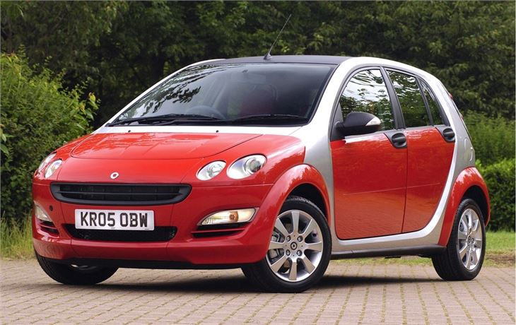 Smart Forfour I 2004 - 2006 Hatchback 5 door #7