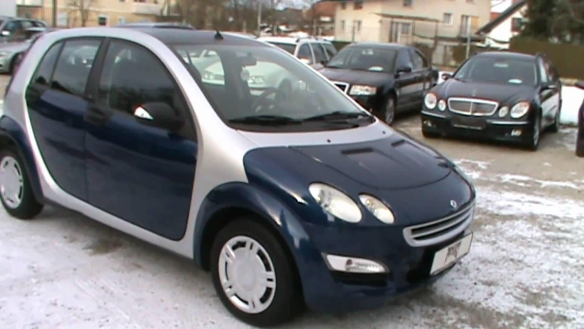 Smart Forfour I 2004 - 2006 Hatchback 5 door #8