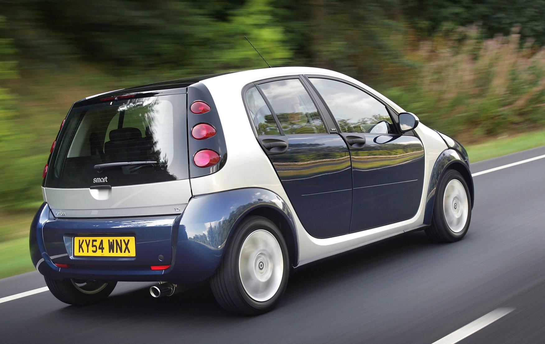 Smart Forfour I 2004 - 2006 Hatchback 5 door #3
