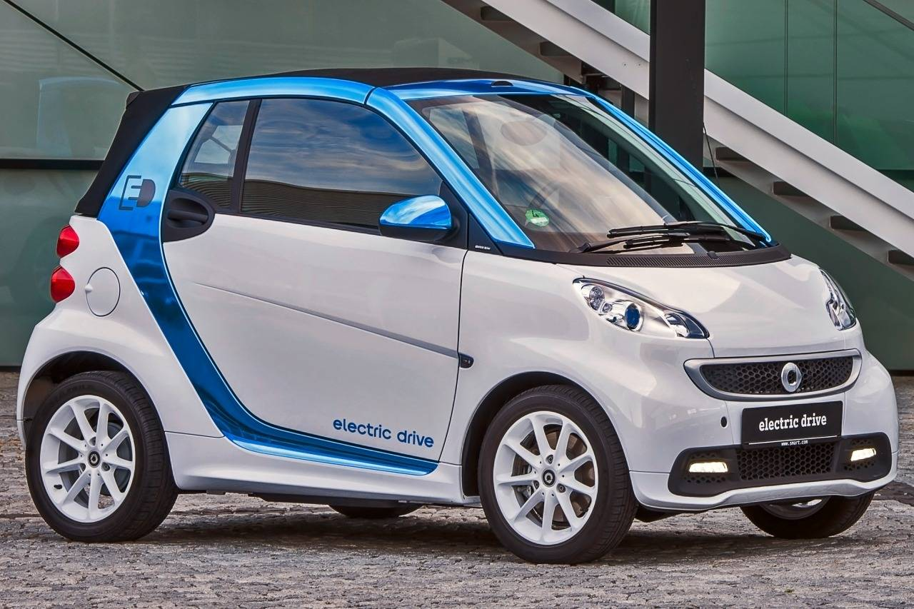 Smart Fortwo III 2014 - now Cabriolet #1