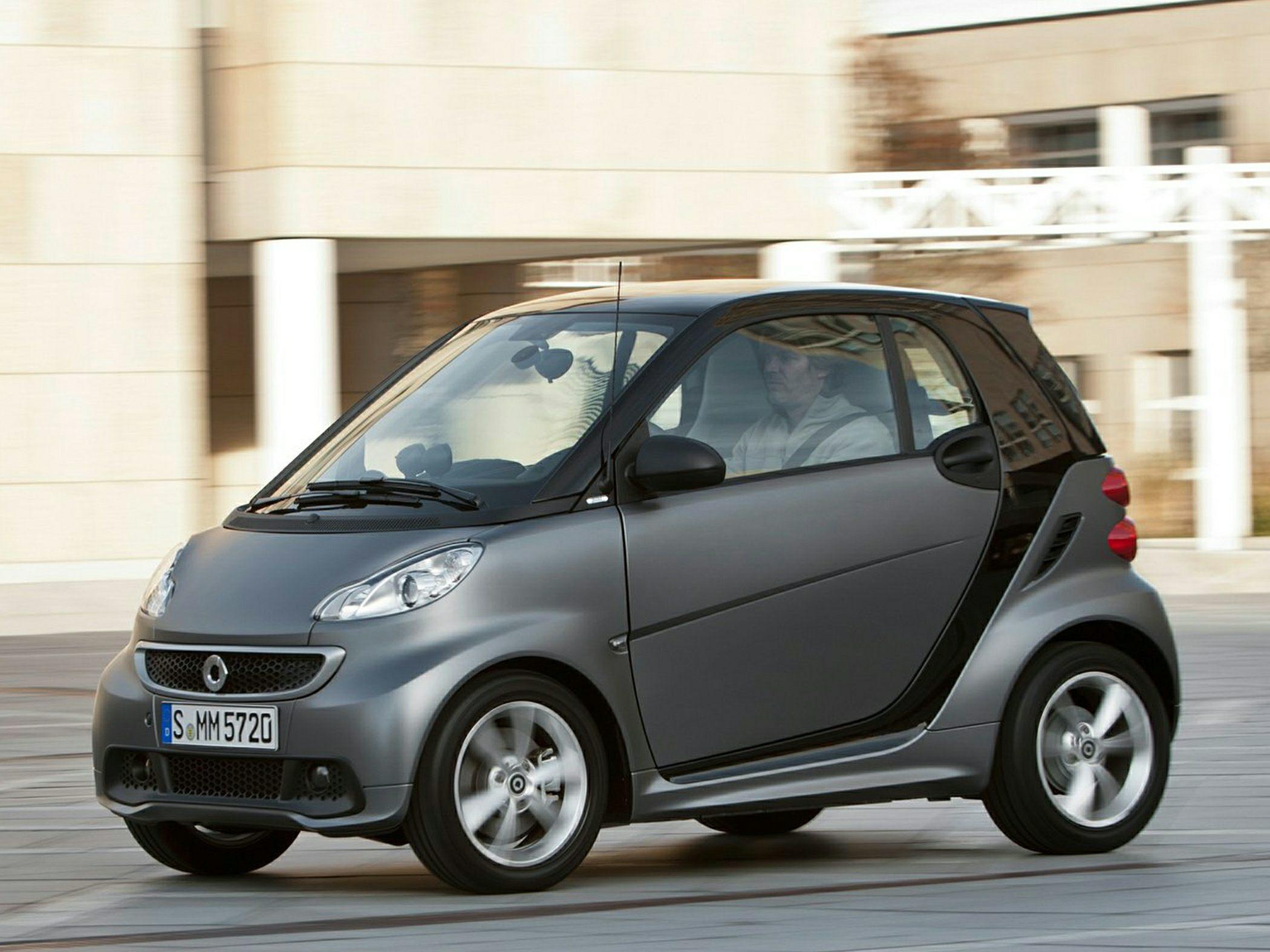 Smart Fortwo III 2014 - now Hatchback 3 door #3