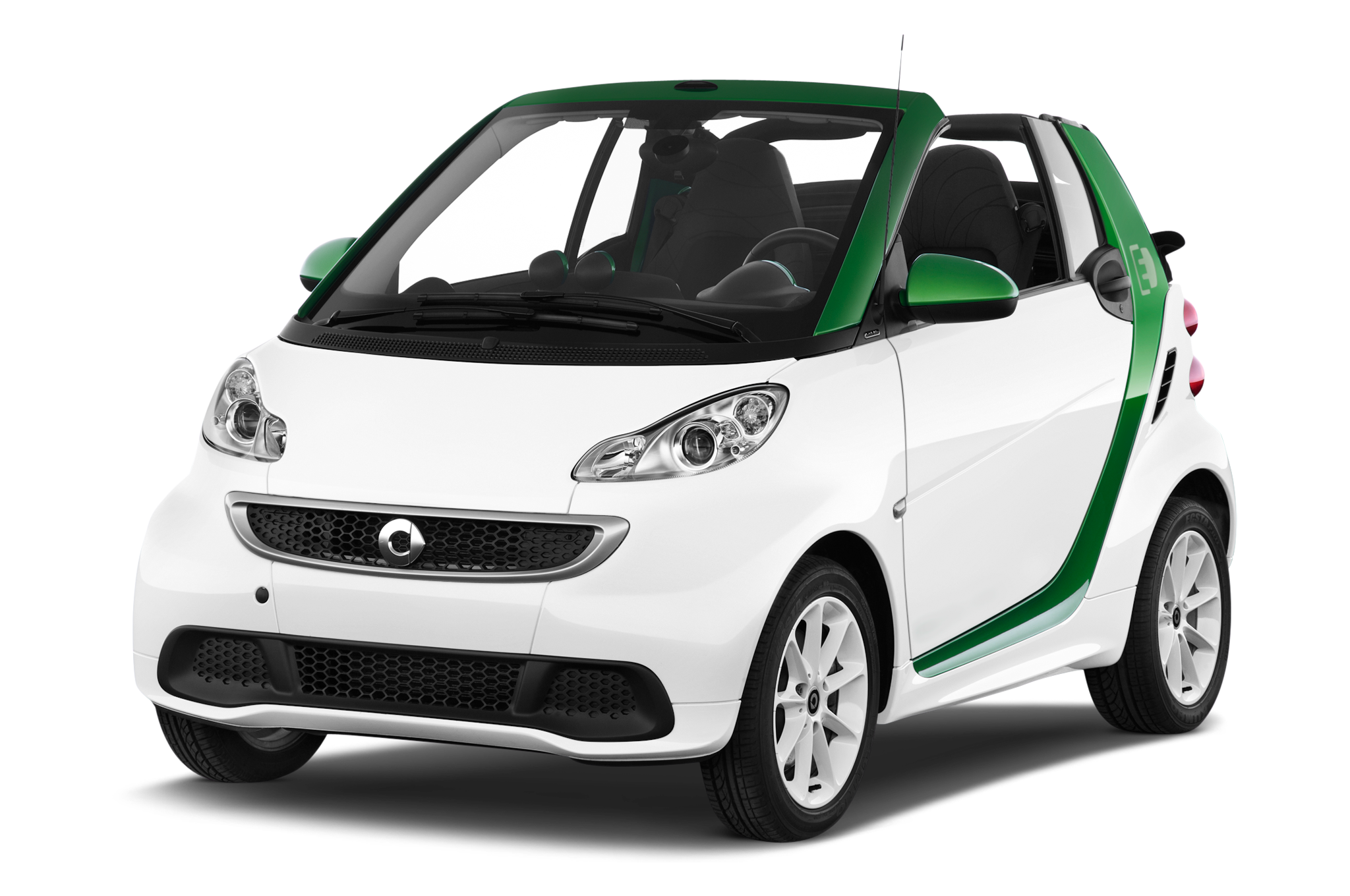Smart Fortwo II 2007 - 2015 Cabriolet #4
